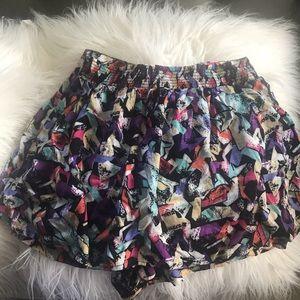 Skort shorts